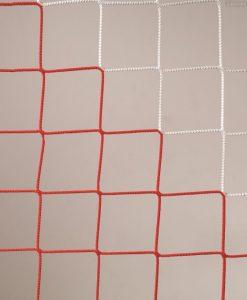 Мрежа за футболна врата A11  4 мм РР дълбока отвор 120 мм