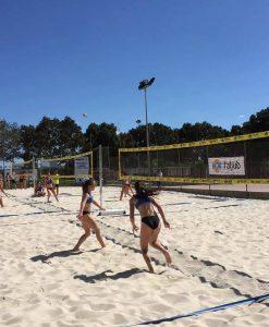 Мрежи за плажен волейбол