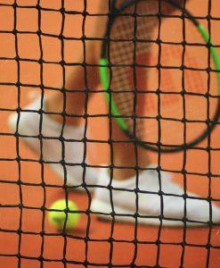 Мрежа за тенис 2 мм PET