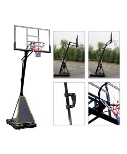 Мобилен баскетболен кош – Deluxe AMILA