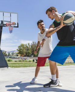 Преносим баскетболен кош Life Sport S027А