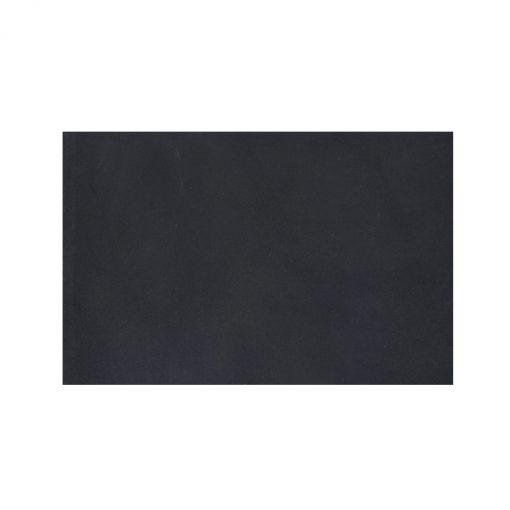 Rubber floor black