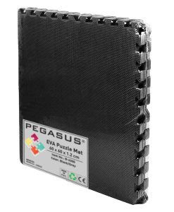 Настилка за фитнес Puzzle (EVA) 4 бр. 60x60x1.2 см