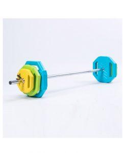Комплект за вдигане на тежести – 40 кг