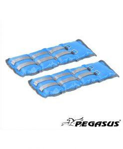 Тежести за глезени / китки Pegasus от 0,5 до 1,5 кг