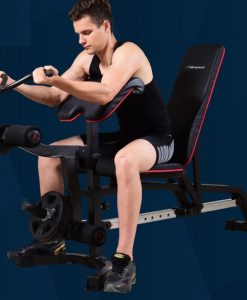 Регулируема лежанка Pegasus® Adjustable Bench AD ‑ 185060