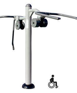 Комбиниран уред за гърди и ръце DP679