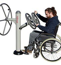 Комбиниран уред за ръце и рамене DP676