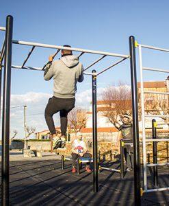 Площадка за стрийт фитнес WORKOUT G DP900
