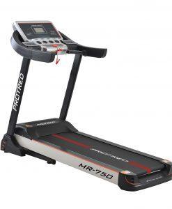 Бягаща пътека ProTred® MR‑750 Treadmill 2.5HP надежден двигател с мощност 2,5 к.с