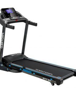 Компактна бягаща пътека Protred® MR‑775 Treadmill 2.75HP с мощност 2,75 к.с., и двойна амортисьорна система за омекотяване.